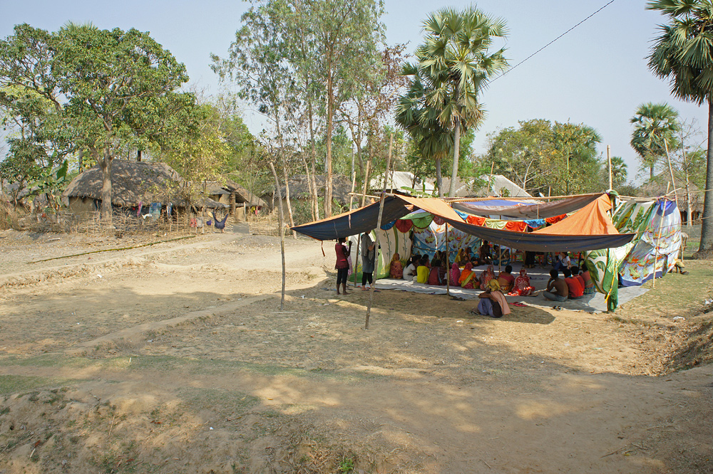 2012 TIKAU Village House, Odisha, India