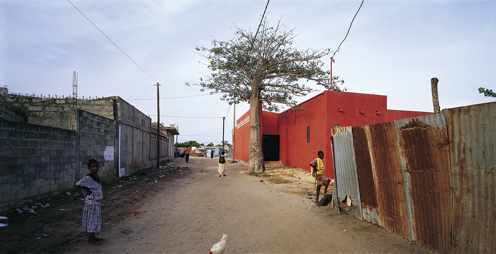 2001 Women's centre, Rufisque, Senegal