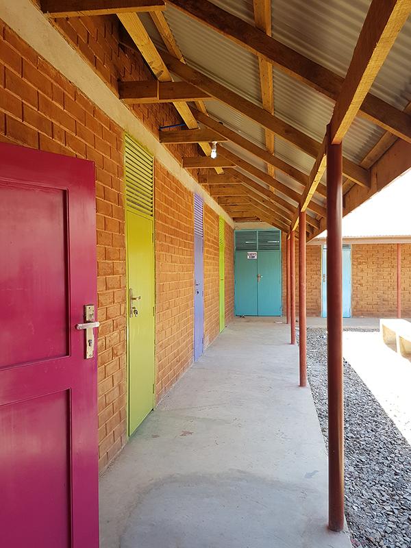 2015- Hostels for girls in Iringa region, Tanzania